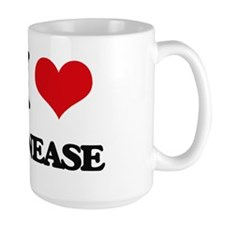 I love Unease Mugs