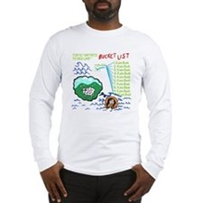 Unique The buckets Long Sleeve T-Shirt