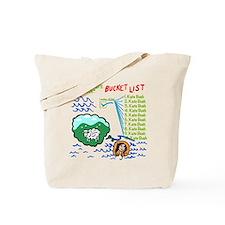 Unique Bucket Tote Bag