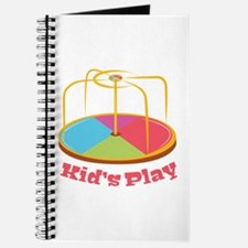Kid's Play Journal