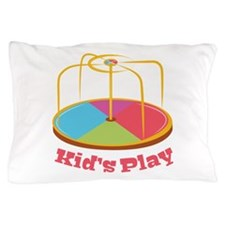 Kid's Play Pillow Case