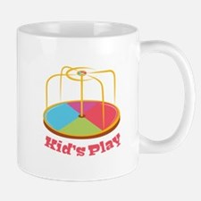 Kid's Play Mugs