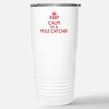 Keep calm I'm a Mole Ca Stainless Steel Travel Mug