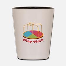 Play Time Shot Glass
