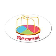 Recess ! Wall Decal