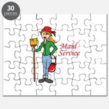 MAID SERVICE Puzzle
