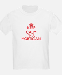 Keep calm I'm a Mortician T-Shirt