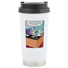Cute Cartoon Stainless Steel Travel Mug