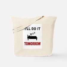 TOMORROW Tote Bag