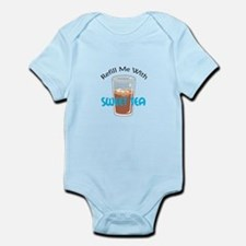 REFILL WITH SWEET TEA Body Suit