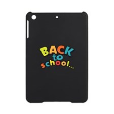 BACK TO SCHOOL iPad Mini Case