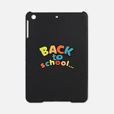 BACK TO SCHOOL iPad Mini Case