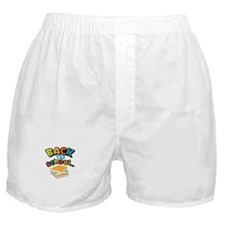 SCHOOL BOOKS Boxer Shorts