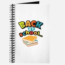 SCHOOL BOOKS Journal