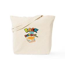 SCHOOL BOOKS Tote Bag
