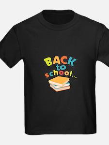 SCHOOL BOOKS T-Shirt