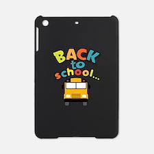 BACK TO SCHOOL BUS iPad Mini Case