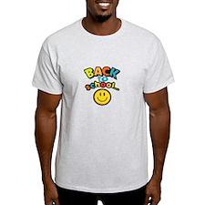 SCHOOL SMILEY FACE T-Shirt