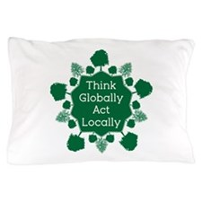 Go Green Pillow Case
