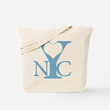 Love New York blue Tote Bag