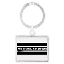 Cool Band Landscape Keychain