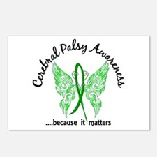 Cerebral Palsy Butterfly Postcards (Package of 8)
