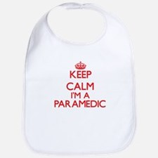 Keep calm I'm a Paramedic Bib