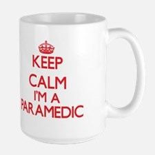 Keep calm I'm a Paramedic Mugs