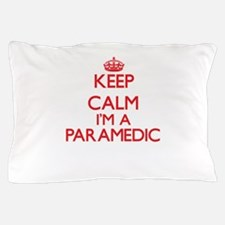 Keep calm I'm a Paramedic Pillow Case