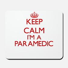 Keep calm I'm a Paramedic Mousepad