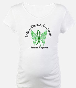 Kidney Disease Butterfly 6.1 Shirt