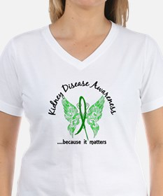 Kidney Disease Butterfly 6. Shirt