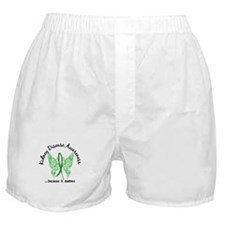 Kidney Disease Butterfly 6.1 Boxer Shorts