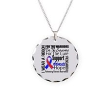 Pulmonary Fibrosis Necklace