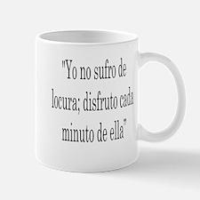 Yo no sufro Mug