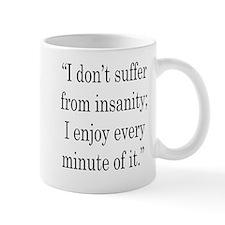I dont suffer Mug
