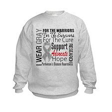 Parkinsons Disease Sweatshirt