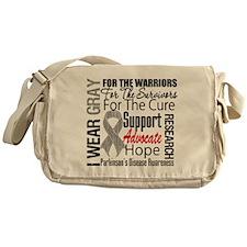 Parkinsons Disease Messenger Bag