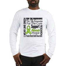 Mental Health Long Sleeve T-Shirt