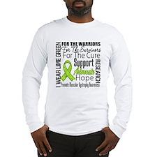 Muscular Dystrophy Long Sleeve T-Shirt