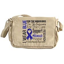 Myositis Messenger Bag