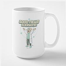 Futurama Good News Mug