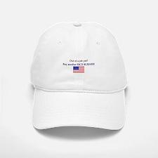 Buy American Bumper Sticker Baseball Baseball Cap