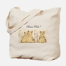 Bears Rule Tote Bag