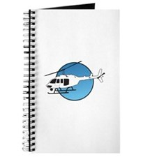 HELICOPTER AND SKY Journal