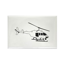 HELICOPTER Magnets