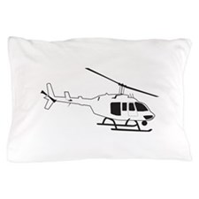 HELICOPTER Pillow Case