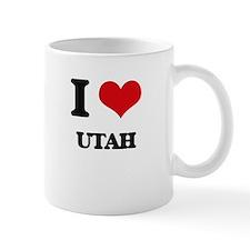 I love Utah Mugs