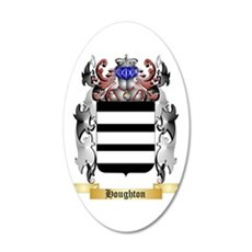 Houghton 35x21 Oval Wall Decal
