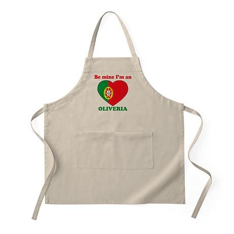 Oliveria, Valentine's Day BBQ Apron